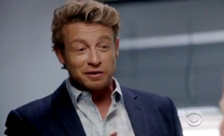 "The Mentalist Promo - ""White as the Driven Snow"""