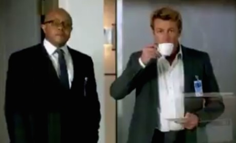 "The Mentalist Promo - ""Violets"""