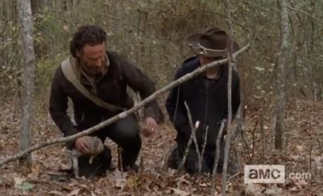 The Walking Dead Finale Clip