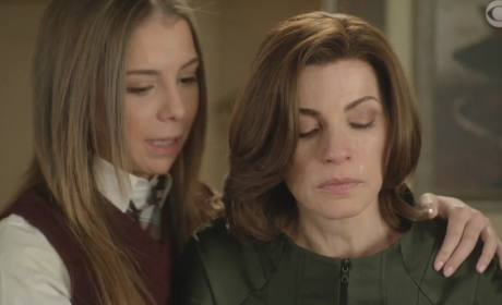 The Good Wife Says Goodbye to Will