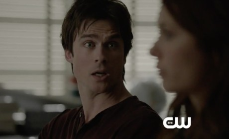 The Vampire Diaries Clip - Is Jeremy Cheating?