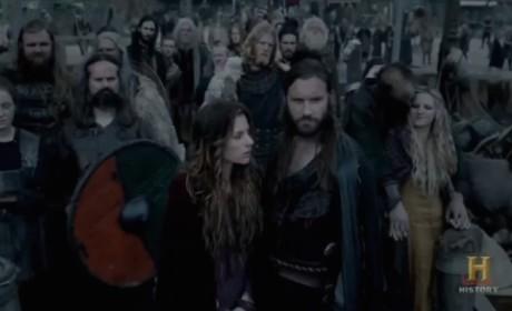 "Vikings Promo - ""Unforgiven"""