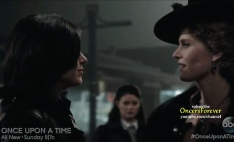 Once Upon a Time Clip: Zelena vs. Regina