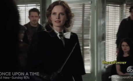 Once Upon a Time Clip: A Sisterly Shocker