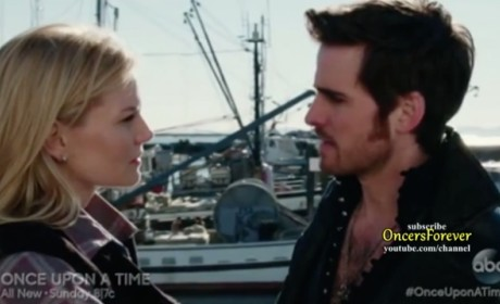Once Upon a Time Clip - You Can't Go Back