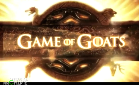 Game of Thrones Theme Music: Performed by Goats!