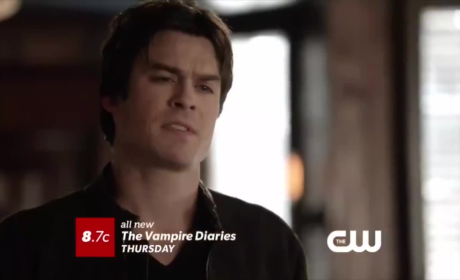 The Vampire Diaries Promo: Who Killed Maggie?
