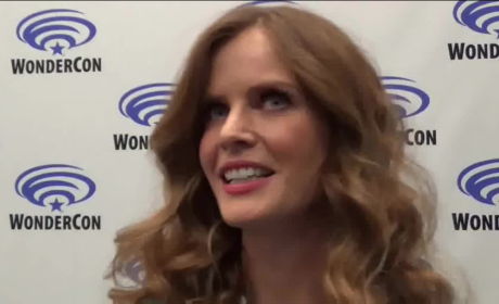 Rebecca Mader Teases Zelena's Plan, Gasping For Rumple on Once Upon a Time