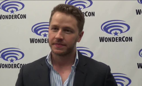Josh Dallas WonderCon Interview