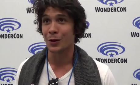Bobby Morley and Lindsey Morgan