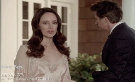 Revenge Clip: Will She Marry Him?