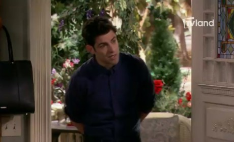 Max Greenfield on Hot in Cleveland