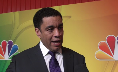 Harry Lennix Red Carpet Interview