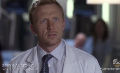 Grey's Anatomy Sneak Peek: An Act of Terrorism?