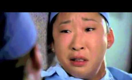 Cristina Goes Through PTSD