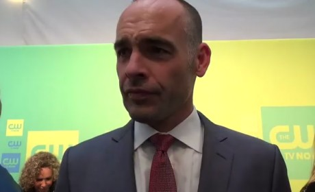 Paul Blackthorne Upfront Interview