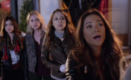 "Pretty Little Liars Promo - ""Whirly Girl"""