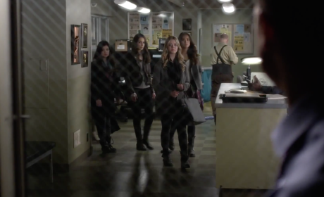 Pretty Little Liars Clip - Hello, Holbrook