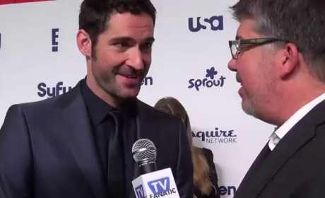 Rush Q&A: Tom Ellis Previews Edgy World of New USA Medical Drama