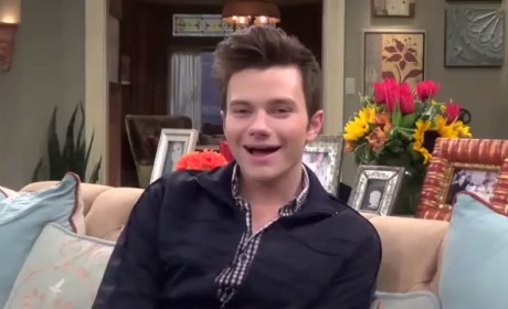 "Chris Colfer Teases Hot In Cleveland Visit: How Will the Actor ""Come In?"""