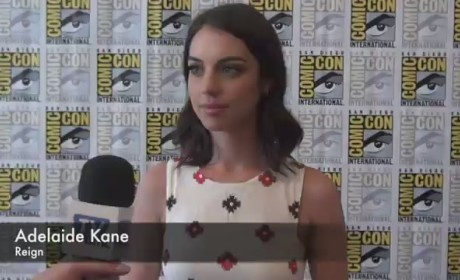Adelaide Kane Previews Reign Season 2, New Flirtations
