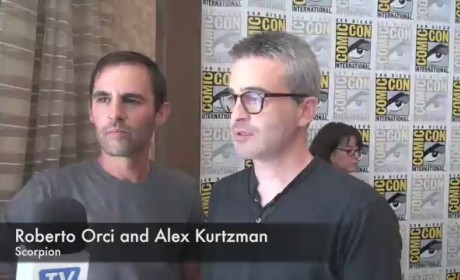 Roberto Orci and Alex Kurtzman Interview