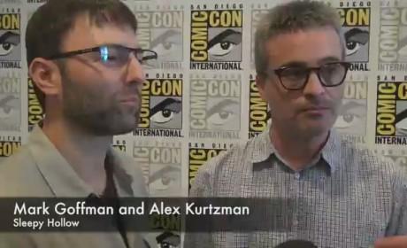 Alex Kurtzman and Mark Goffman Interview