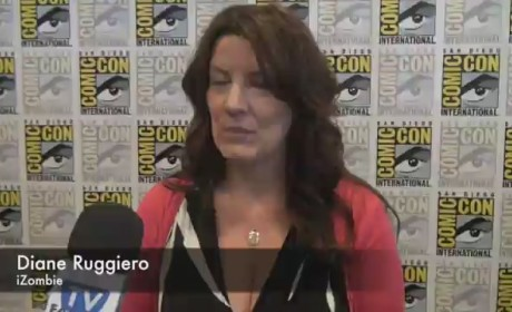 Diane Ruggiero Comic-Con Interview