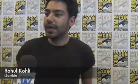 Rahul Kohli Comic-Con Interview