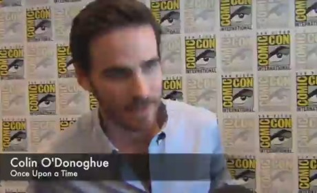 Colin O'Donoghue Comic-Con Interview