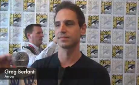 Greg Berlanti Comic-Con Q&A