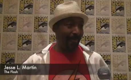 Jesse L. Martin Interview