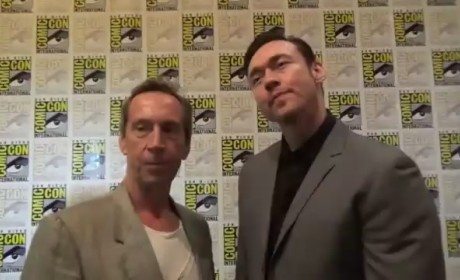 Jonathan Hyde and Kevin Durand Interview