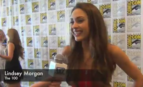Lindsey Morgan Interview