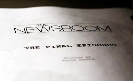 The Newsroom Season 3 Promo: Time to Quit?