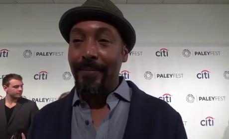Jesse L. Martin Previews The Flash