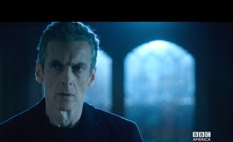 Doctor Who Season 8 Episode 4 Preview: The Doctor is Listening... For What?