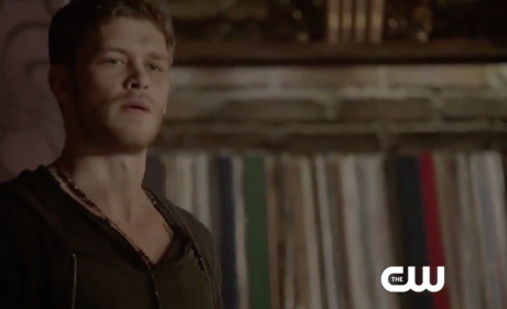 The Originals Season Premiere Sneak Peek: I Need to Spill Blood!