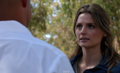 Castle Season Premiere Clip - Where is Castle?