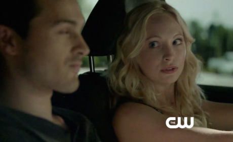 The Vampire Diaries Sneak Peek: Road Trip!