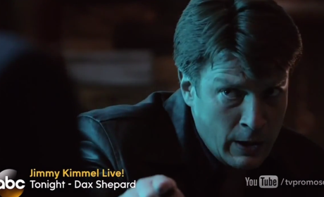 "Castle Promo - ""Clear and Present Danger"""