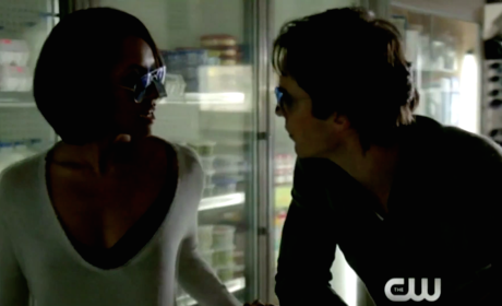 The Vampire Diaries - Grocery Shopping