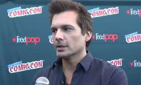 Len Wiseman at NYCC