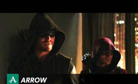 Arrow Season 3 Episode 5 Promo: Smoak Signals