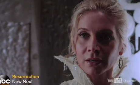 "Once Upon a Time Promo - ""The Snow Queen"""