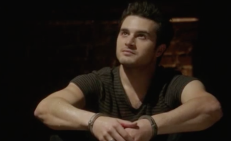 The Vampire Diaries Clip - A Threat from Enzo