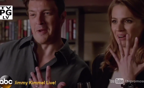 Castle Season 7 Episode 7 Promo: Saddle Up!