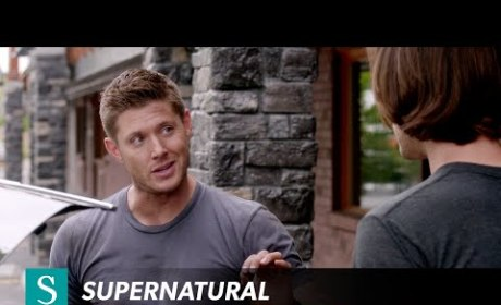 Supernatural Clip - Brothers at Work
