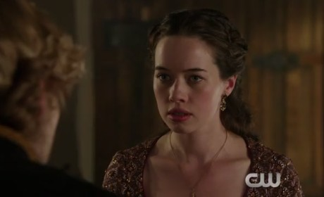 Reign Sneak Peek: Francis Comes Clean
