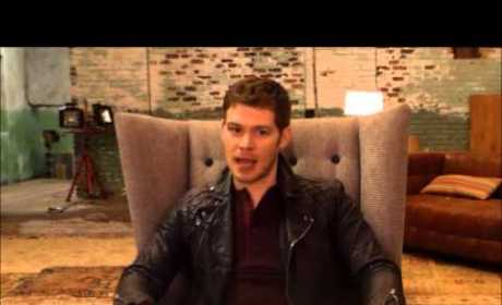 The Originals - Joseph Morgan Talks Mikaelson Family Reunion